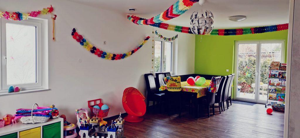 Kinder-Partyraum in Neunkirchen