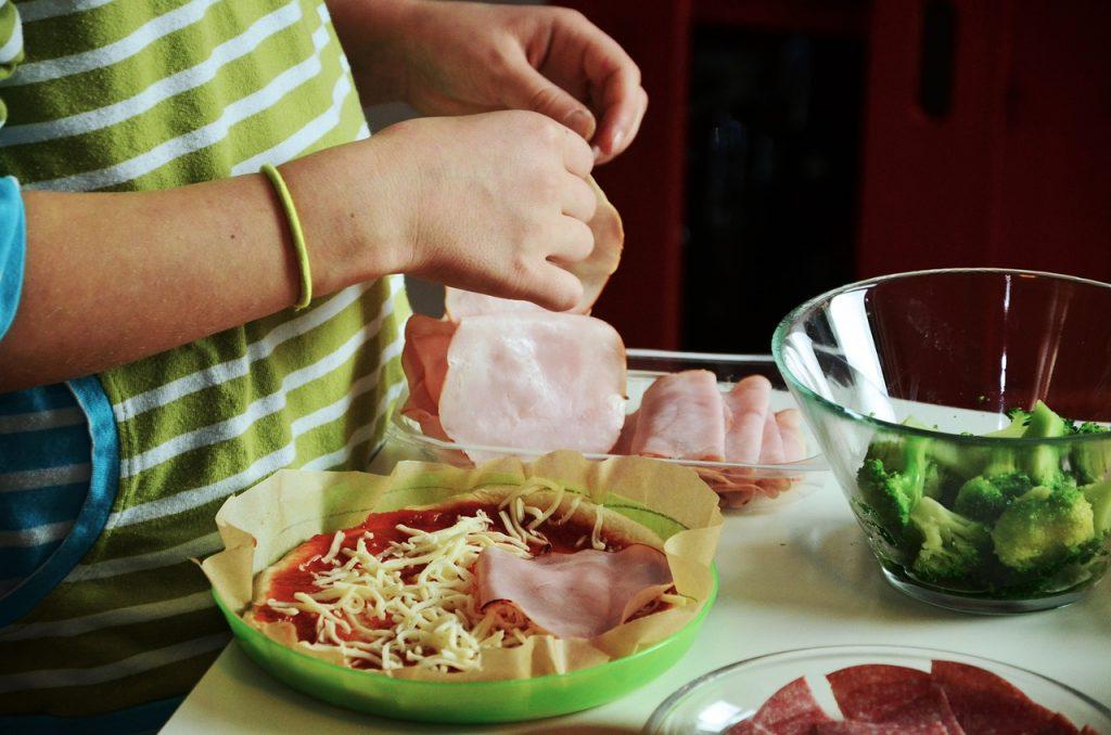 Kinderparty-Essen: Kinder lieben selbst gemachtes